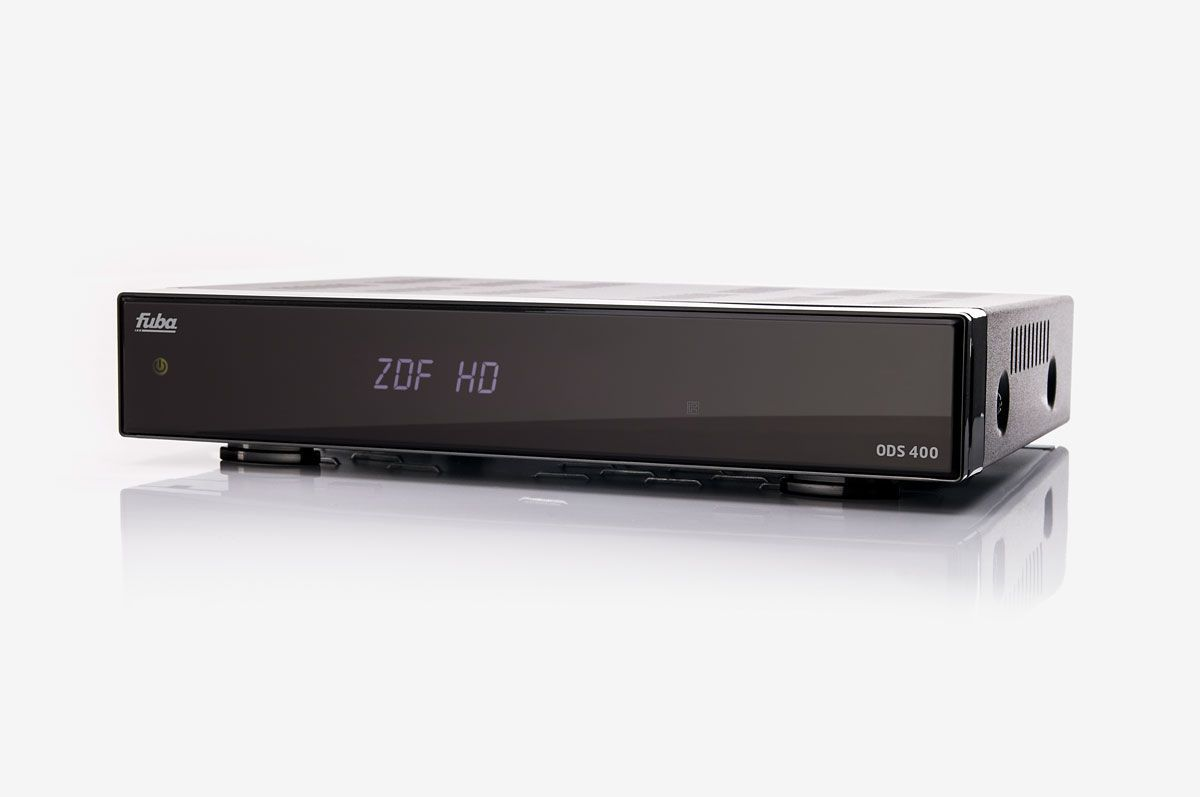 HDTV-Twin-Satellitenreceiver ODS 400